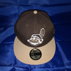 59Fifty Cleveland Indians Cap size 7 3/8